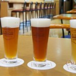 大沼ビール飲み比べ